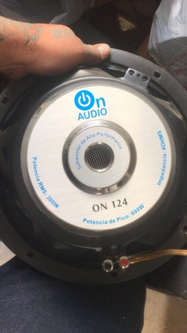 Caixa com 2 de 12  áudio on  - Foto 4