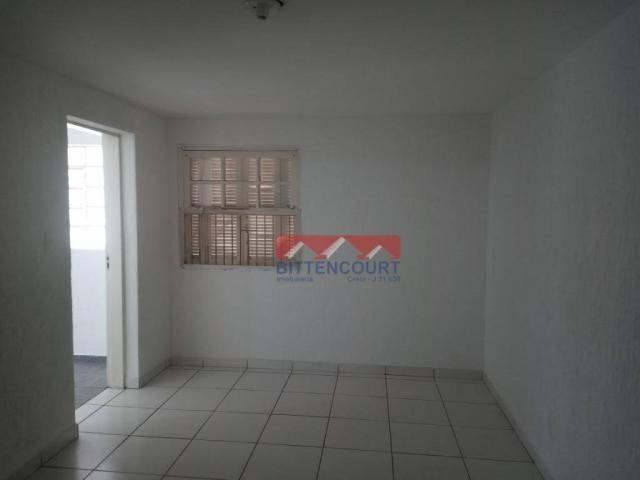 Casa com 1 dormitório para alugar por R$ 800,00/mês - Vila Arens I - Jundiaí/SP - Foto 5