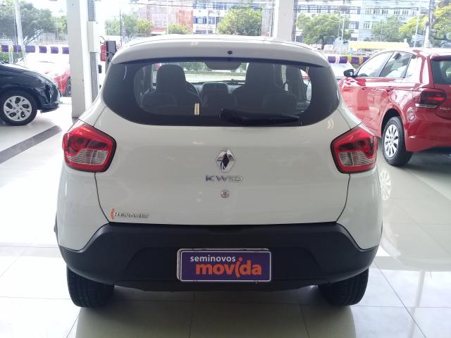 Renault Kwid Zen 1.0 12v SCe (Flex) - Foto 5