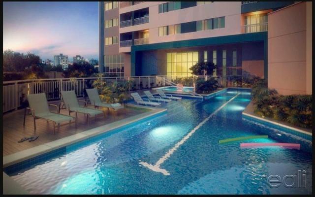 Apartamento à venda com 3 dormitórios em Benfica, Fortaleza cod:RL134