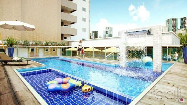 Apartamento à venda com 3 dormitórios em Aldeota, Fortaleza cod:RL453 - Foto 4