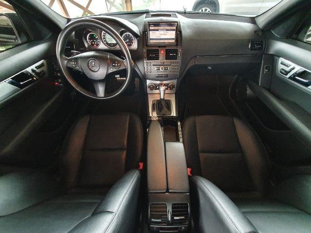 Mercedes Benz C300 Advantgarde (2011) Impecavel e Com Apenas 52.000 Kms - Foto 9