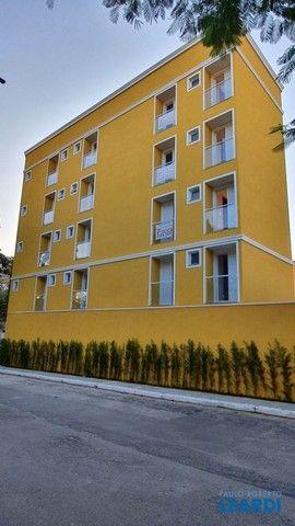 Apartamento à venda com 1 dormitórios em Vila gea, São paulo cod:650344