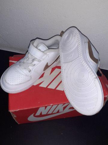 Sapato Nike original usado uma vez no final do ano  - Foto 5