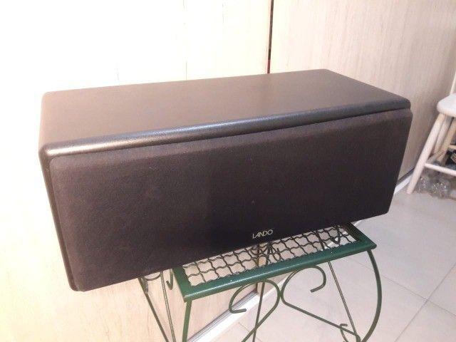 Caixa de som central Lando modelo LX 110 / II - Foto 3