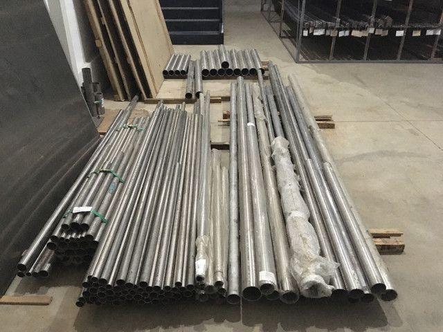 Chapas, barras, tubos de aço inox  - Foto 6
