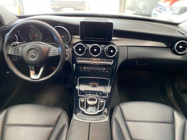 Mercedes-Benz C-180 1.6 TB 2016 Único Dono! - Foto 14