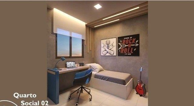JS- Jockey Club Residence - Super Lançamento na Zona Norte - 3 quartos - Varanda Gourmet - Foto 3