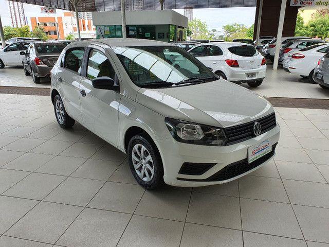 Volkswagen Gol MPI 2020 Único Dono - Foto 2