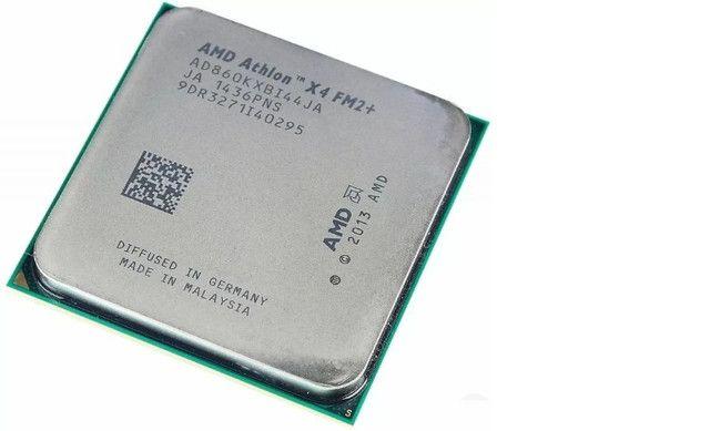 Processador amd fm2+ x4 860k 3.7ghs