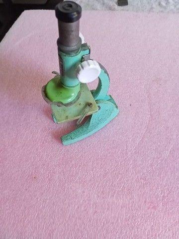microscópio mini 650 reais - Foto 4