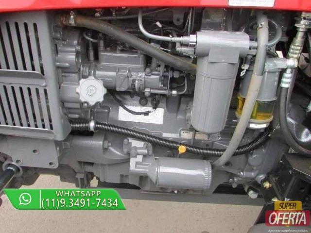 Trator Massey Ferguson 4290 4x4 ano 17 - Foto 5