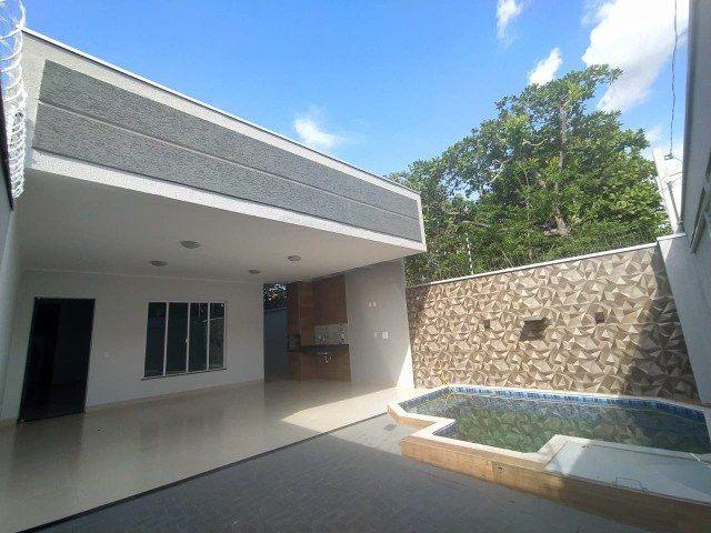 Casa linda e moderna com 3 suítes oportunidade de morar em otma localização - Foto 2
