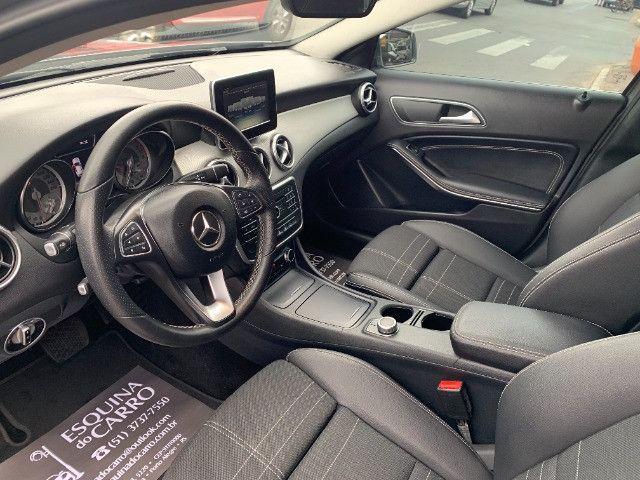 Mercedes gla 200 advance 2017 51.000 km todas revisoes feitas e ipva 2021 pago - Foto 12