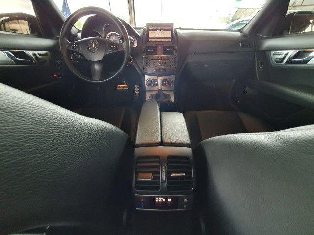 Mercedes Benz C300 Advantgarde (2011) Impecavel e Com Apenas 52.000 Kms - Foto 12