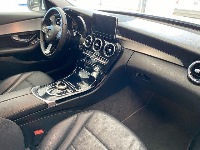 Mercedes-Benz C-180 1.6 TB 2016 Único Dono! - Foto 13