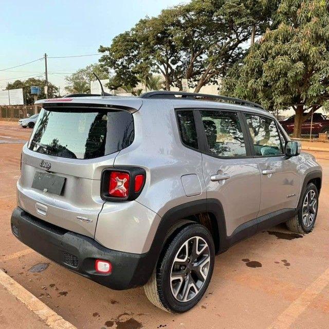 Jeep Renegade 2019 Longitude Top d linha ( Vendo a vista ou Financiado ) AC,troca - Foto 5