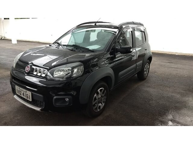 Fiat Uno Way 1.4 8V (Flex) 4p 2015 - Foto 3