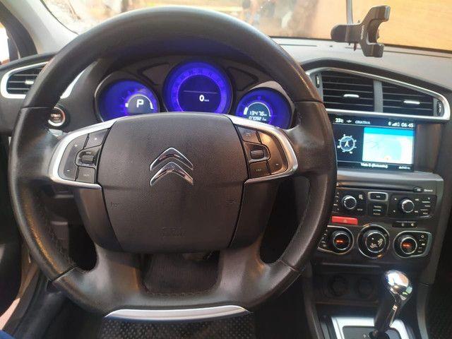Citroen C4 Lounge Exclusivo Turbo 1.6 Automático - Foto 13