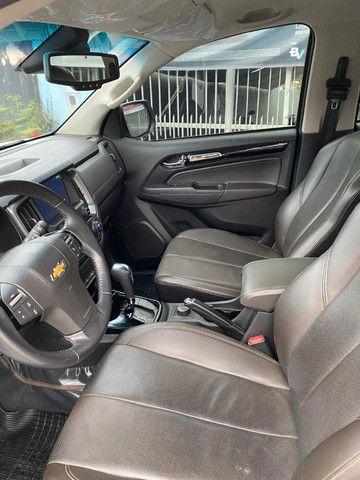 S10 High Country 2018 diesel 4x4 top de linha aceito financiamento e carro de entrada - Foto 8