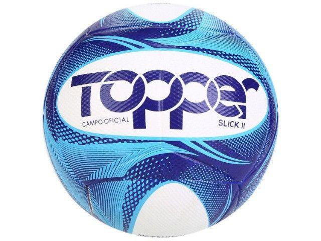 Bolas de futebol (Campo,Society ou futsal) Topper original - Foto 5