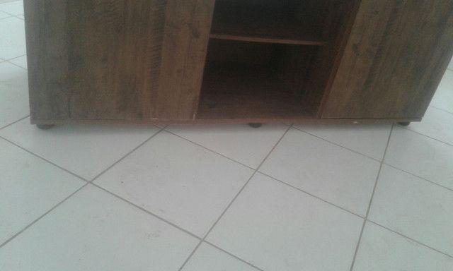 Rack de madeira  - Foto 2