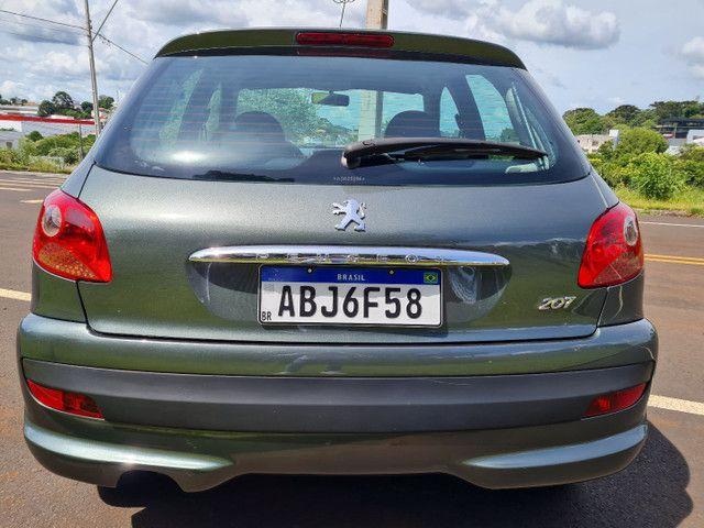 Peugeot 207 1.4 top de linha   - Foto 4