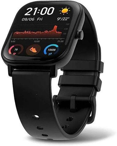 Relógio Smartwatch Amazfit Gts Versão Global Lacrado Original - Loja Natan Abreu