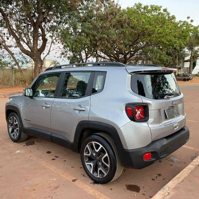 Jeep Renegade 2019 Longitude Top d linha ( Vendo a vista ou Financiado ) AC,troca - Foto 7