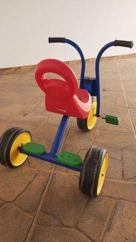 Triciclo Bandeirante para crianças  - Foto 2