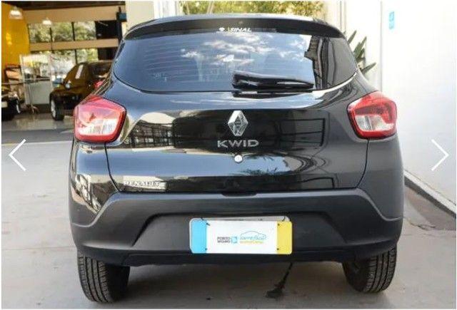 Renault Kwid 1.0 Zen 2020 -Único dono! Garantia de Fabrica! - Foto 5