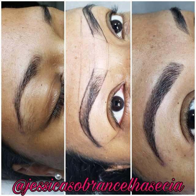 Micropigmentação ultra realista