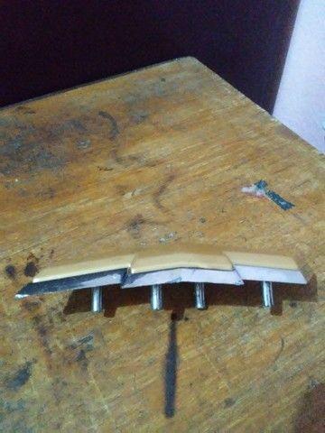 Sigla da grade gravata Chevrolet - Foto 2