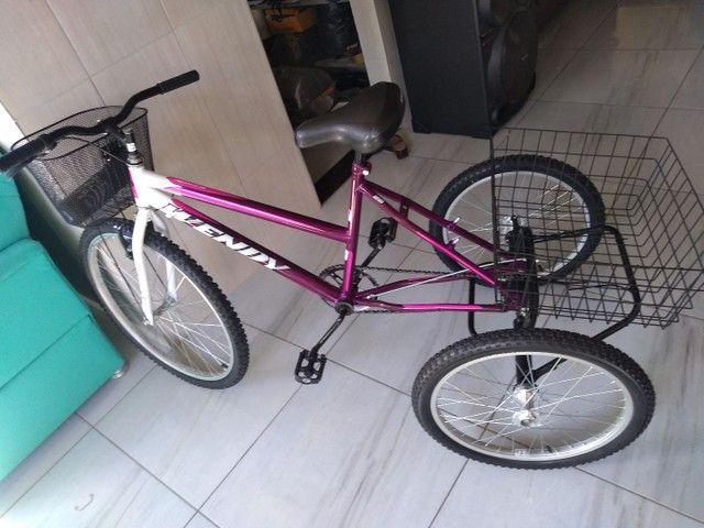 triciclo adulto - Foto 6