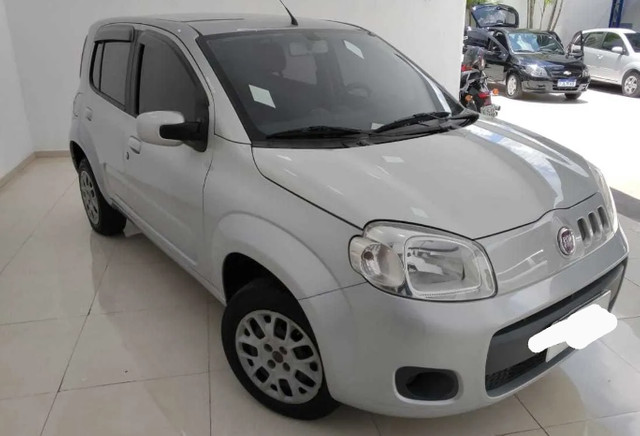 Fiat uno Vivace 1.0 no precinho - Foto 2
