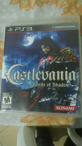 Castlevania lords of shadow / PlayStation 3 (novo)