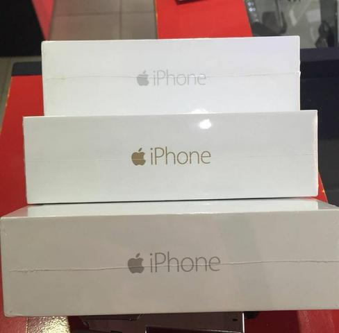 IPhone 6 16GB novo lacrado
