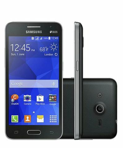 Samsung Galaxy Core 2 Duos G355 4GB Android 2 chips Super barato
