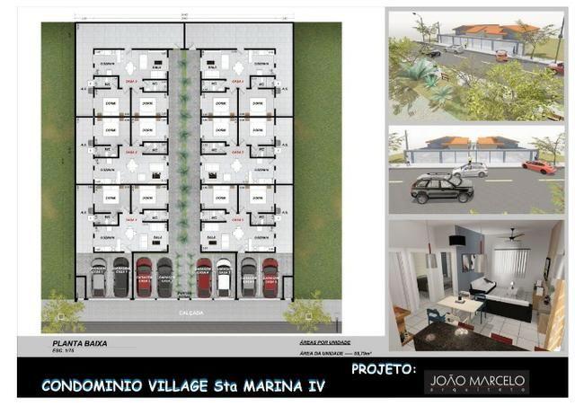 Casa Nova || Pontal Sta Marina Caraguá || 1 Dorm, 1 Suíte || 2 Vagas de Garagem || 195 mil - Foto 14