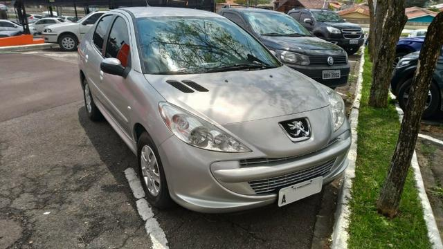 peugeot 207 sedan passion 1.4 flex 2013 ultra conservado 40 mil km originais - 2013