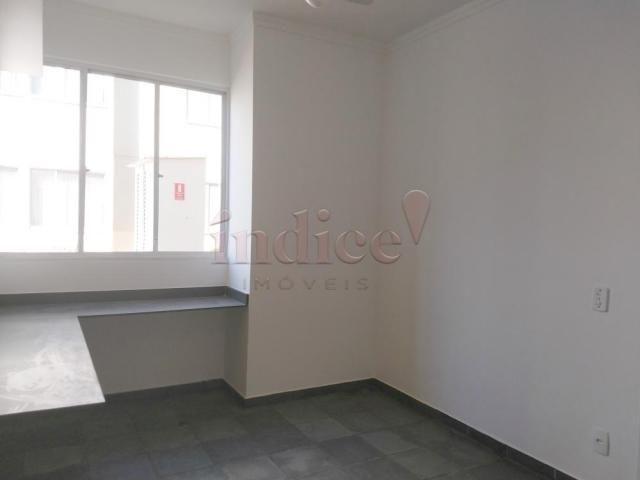 Apartamento para alugar com 1 dormitórios em Vila tibério, Ribeirão preto cod:11689 - Foto 2