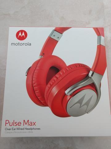 Fone Motorola original Pulse Max - FGS Eletrônicos!!!