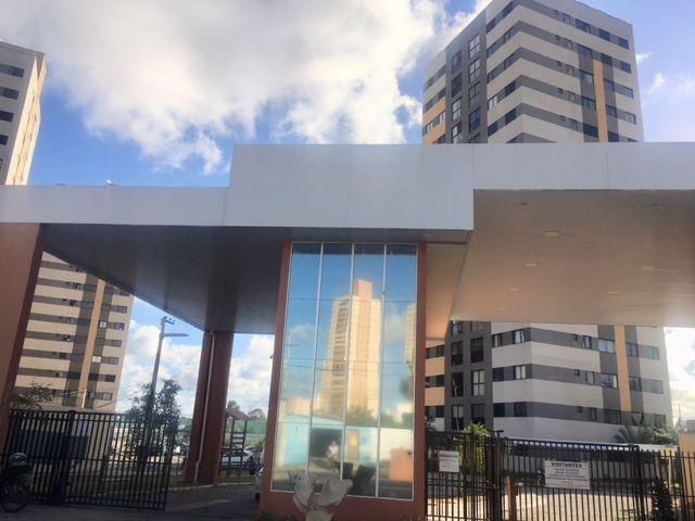 Apartamento Condominio Viver Bem - Cidade Satelite