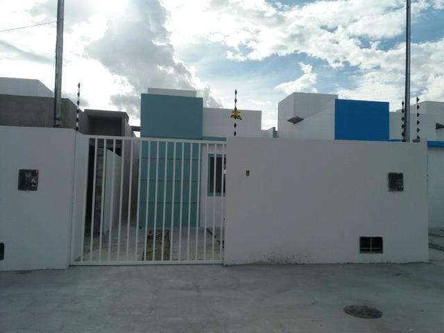 Casa com 2 quartos, suite reversível, no Portal Sudeste em Campina Grande