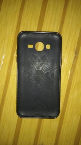 Capa para o celular J5