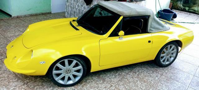 Carro antigo Puma conv 1979