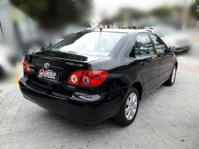 Corolla XEI 1.8 AT 2007 - Foto 3