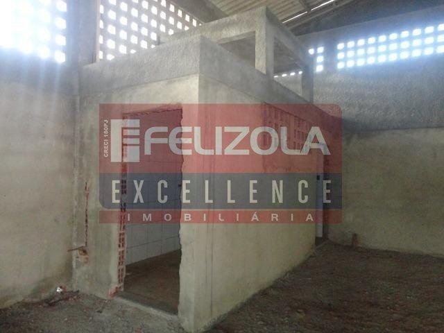 Galpão/depósito/armazém para alugar em Zona de expansão (areia branca), Aracaju cod:121 - Foto 5