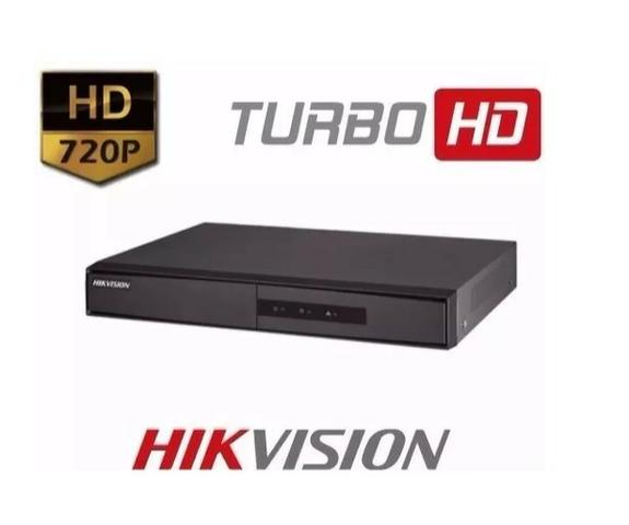 Dvr Hikvision 16ch Hd Tvi Ds-7216hghi-e1 720 P 1-mega