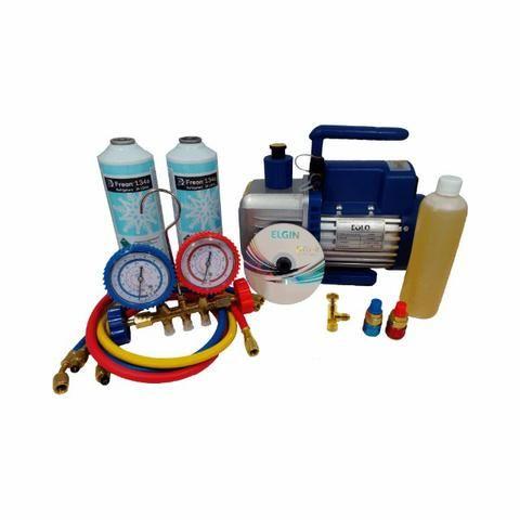 Kit para refrigeração automotiva